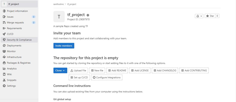 GitLab Project